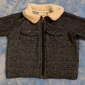 Baby boy sweater
